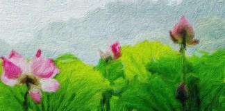 Colori, paesaggi e primavera nell'arte
