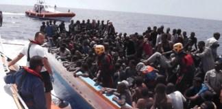 ong e migranti