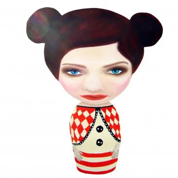 Kokeshi dolls, le bambole che non ti aspetti