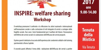 Welfare e disabilità, due appuntamenti a Roma