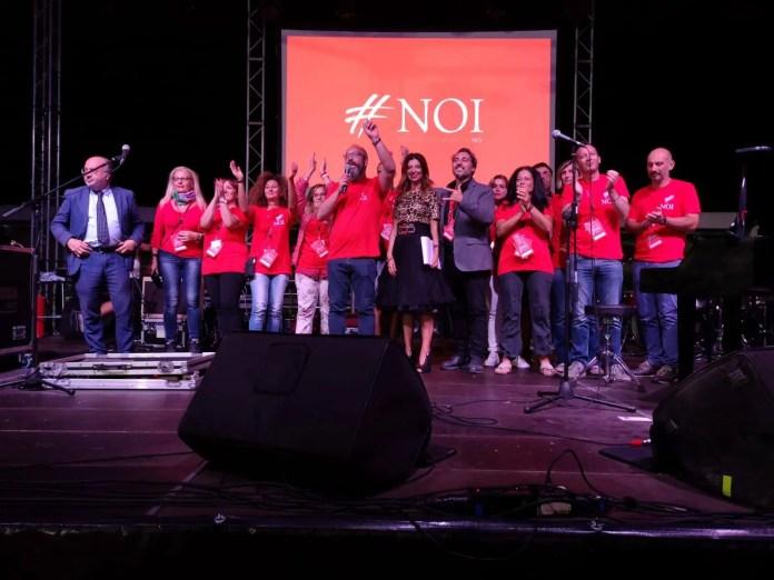 Ostia siamo #Noi: folla e sorrisi per una legalità possibile