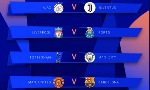 Champions League: in cammino verso la Finale