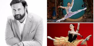 A ritmo di danza con Antonio Desiderio