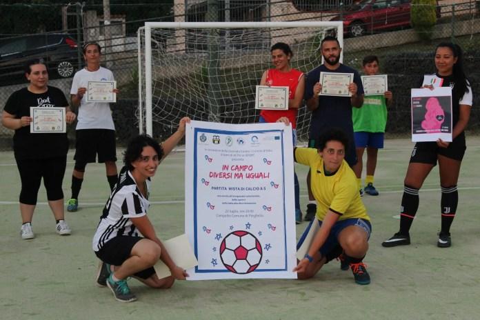 """""""In Campo Diversi ma Uguali"""": come dare """"un calcio"""" alle discriminazioni"""