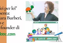 scuola oggi- A lei per lei - Chiara Burberi
