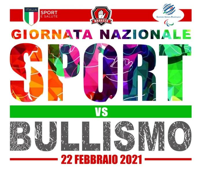 Sport VS Bullismo: una Giornata per dire