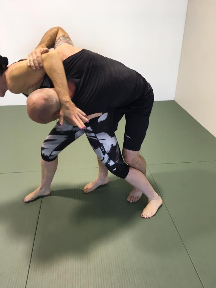 No gi martial arts training at Omma 5