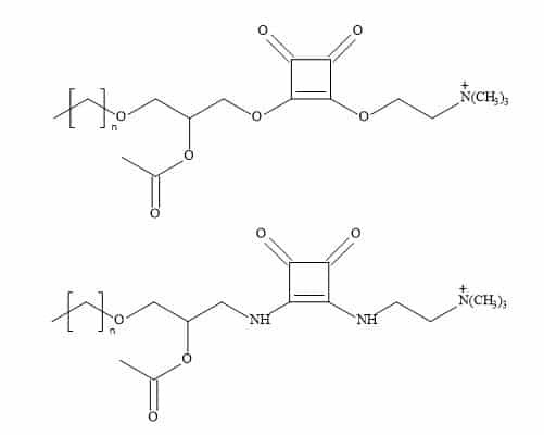 Figure 75. Squaryl for phosphate substitution