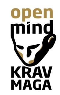 OPEN MIND KRAV MAGA logo