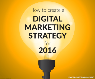 How to create a digital marketing strategy for 2016 blog image 1