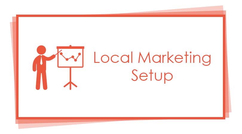 Local Marketing Setup
