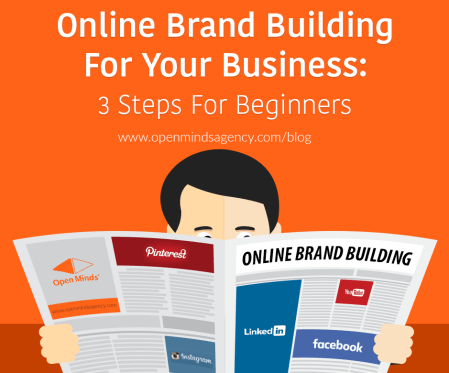 Online brand building for your business