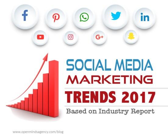 Social Media Marketing Trends 2017 Based on Industry Report