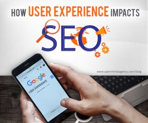 How User Experience (UX) impacts SEO and Search Rankings