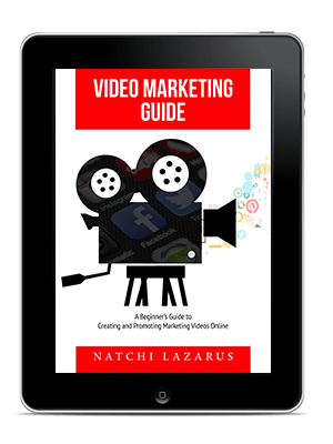 Video Marketing Guide eBook Cover