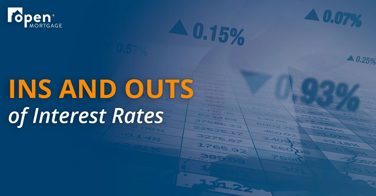 rates sheet background