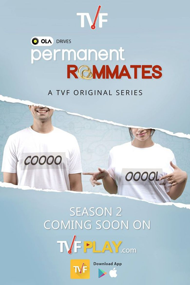 Permanent Roommates Season 2 Complete