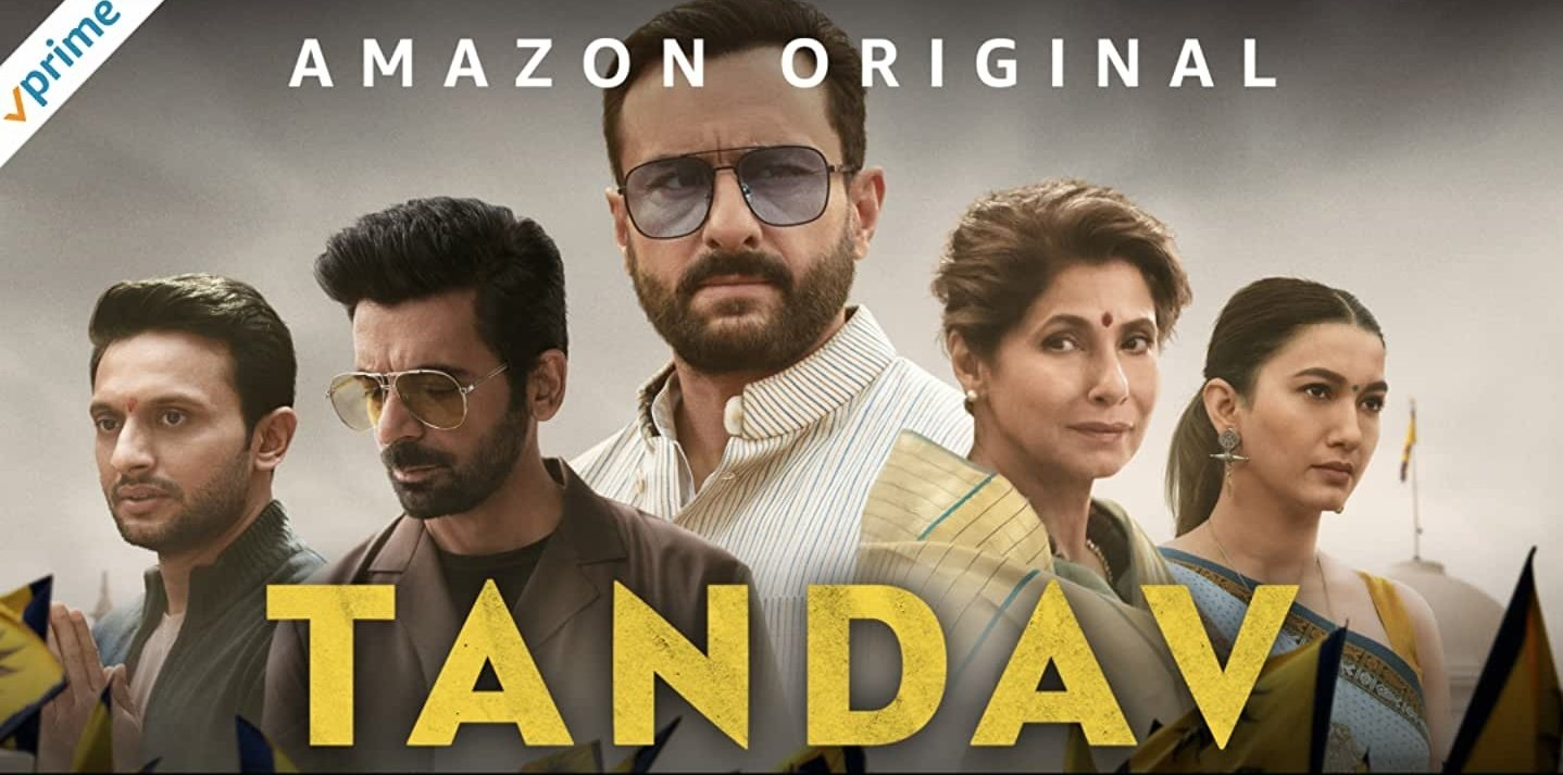Tandav Season 1 Complete
