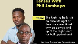 Video: Is bail an absolute right?