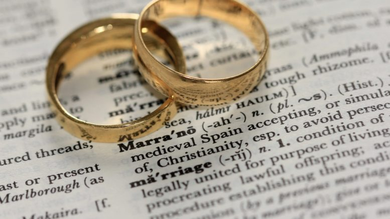 Marriages Bill lapses for the 3rd time