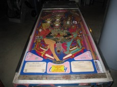 Playfield with Damage