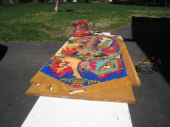 Here is how the playfield all began.