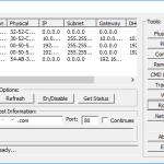 NetHelper the basic network troubleshooting tool.