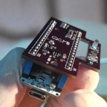 Quartz Crystal Microbalance openQCM Arduino Micro Shield