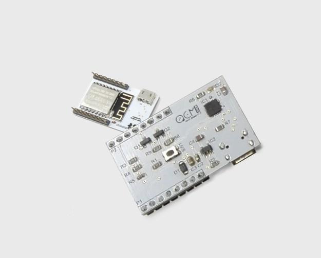 QCM, Quartz Crystal Microbalance, wireless, Wi-FI, Frequency, openQCM, Software, Resonance, sensor