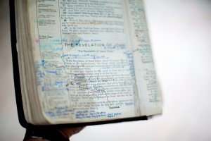 marked book of john