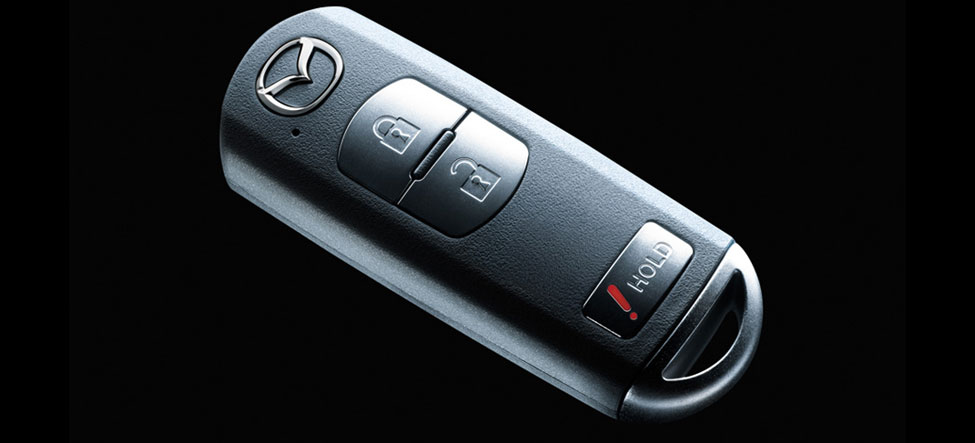 Mazda Advanced Keyless Entry
