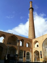 Minaret and Pool