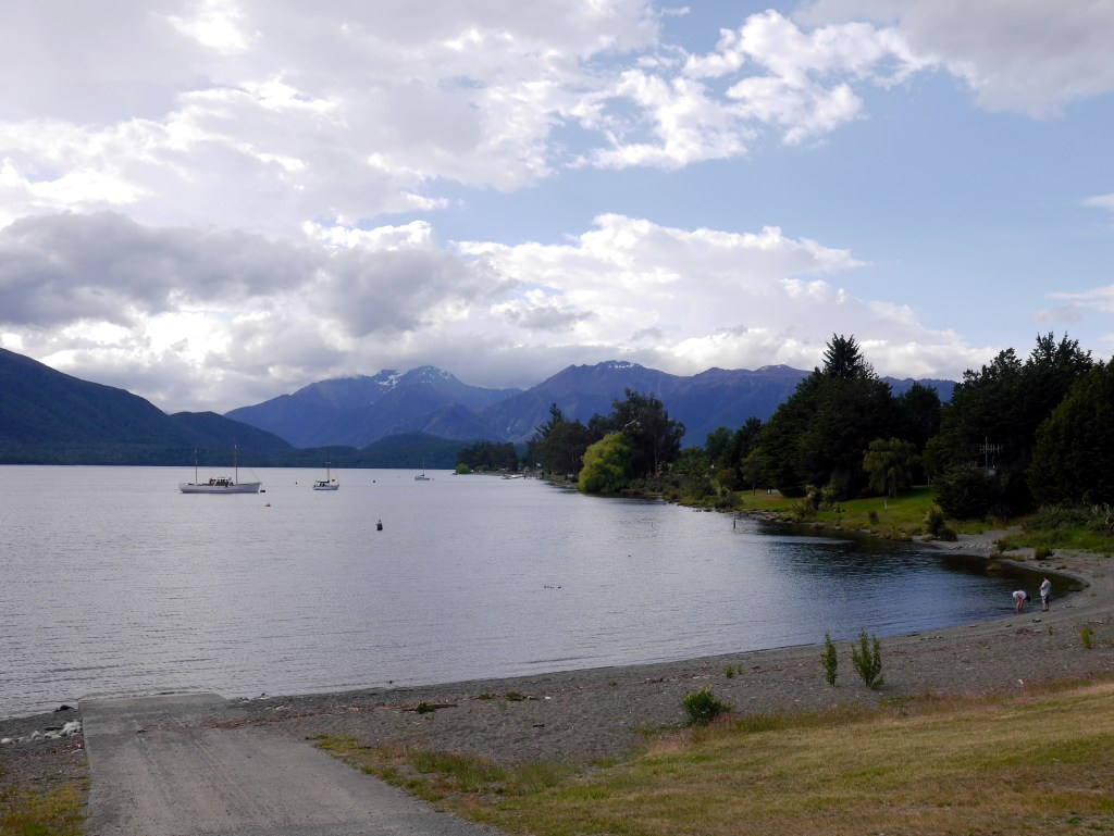 Christmas Letter 2015- Te Anau Lake