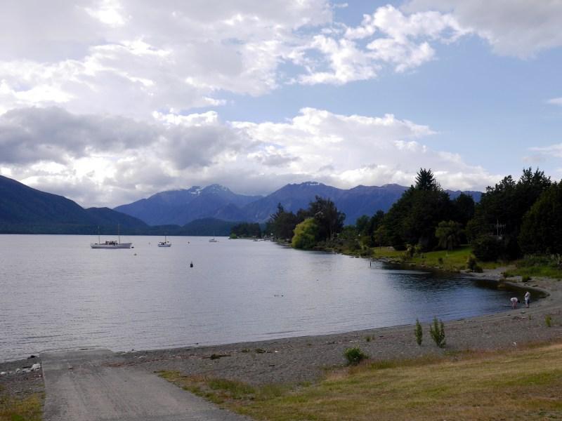 Christmas Letter 2015- Te Anau Lake
