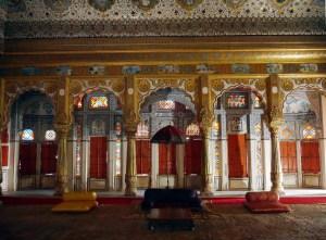 Royal Quarters in the Mehrangarh Fort