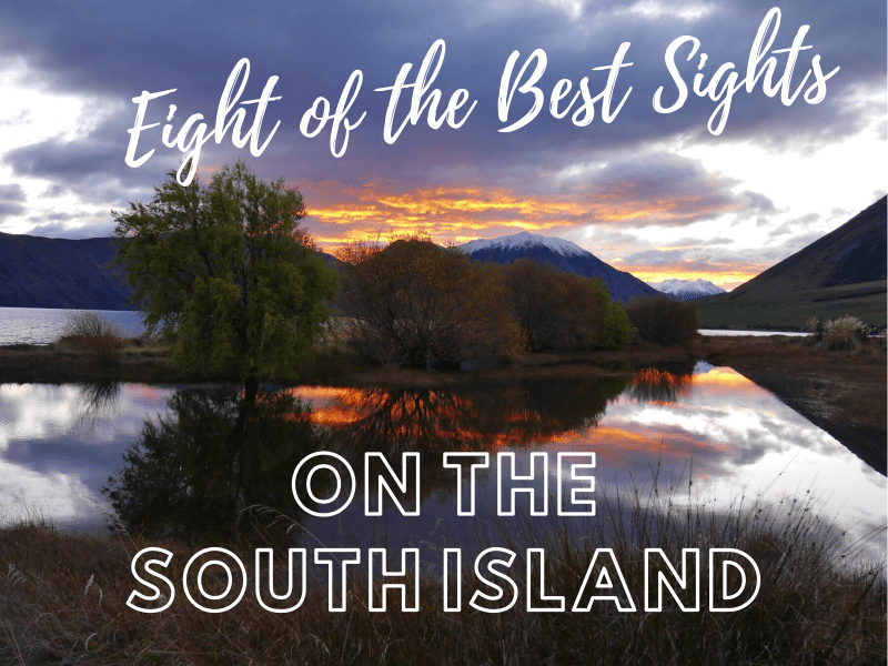 Best Sights on the South Island