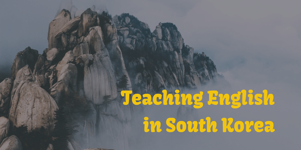 Teaching English in South Korea