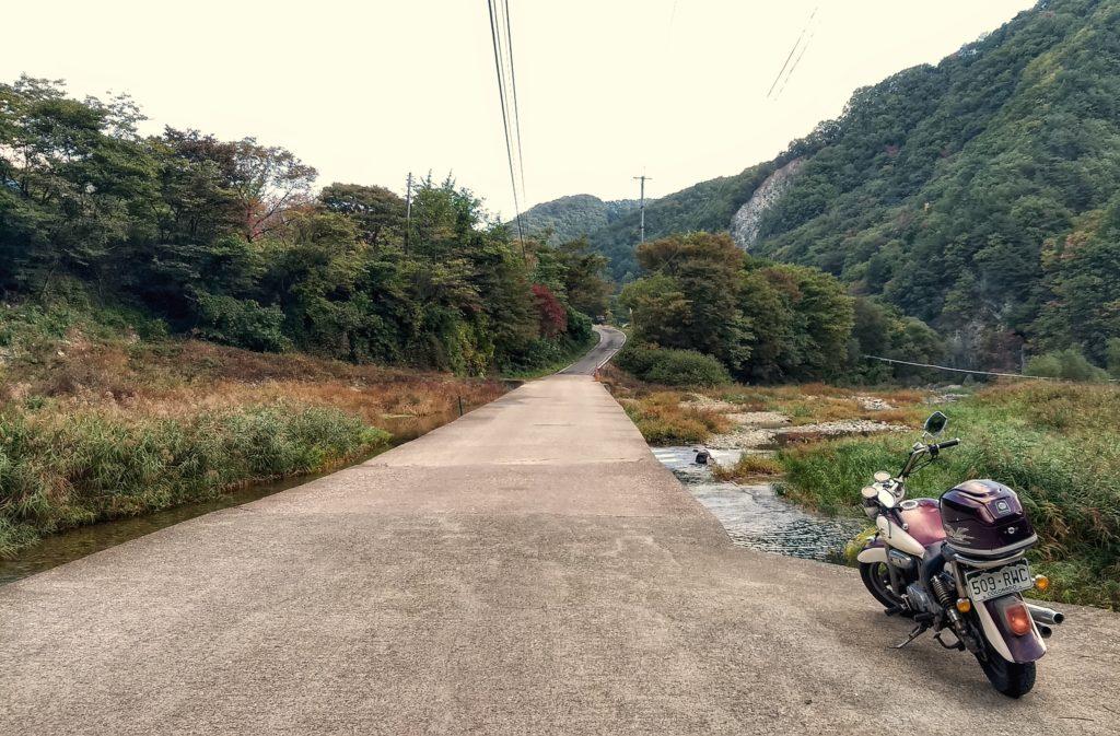 Ride to Okgye