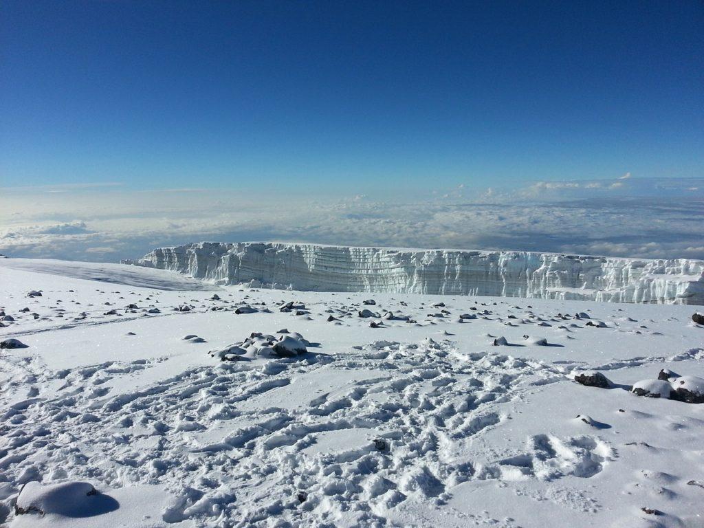 View from Kilimanjaro