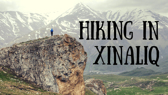 Hiking in Xinaliq
