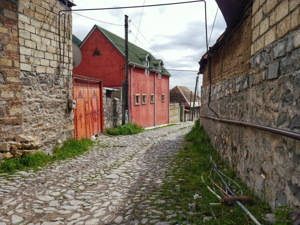 The Streets of Kiş
