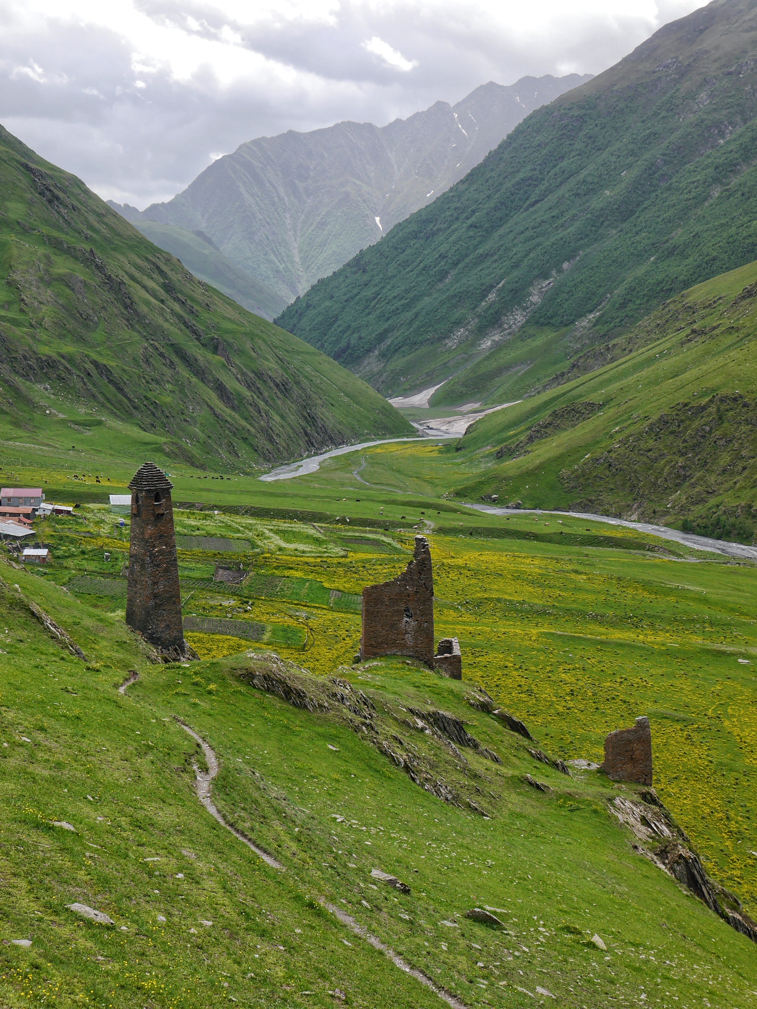 Ruins of Girevi