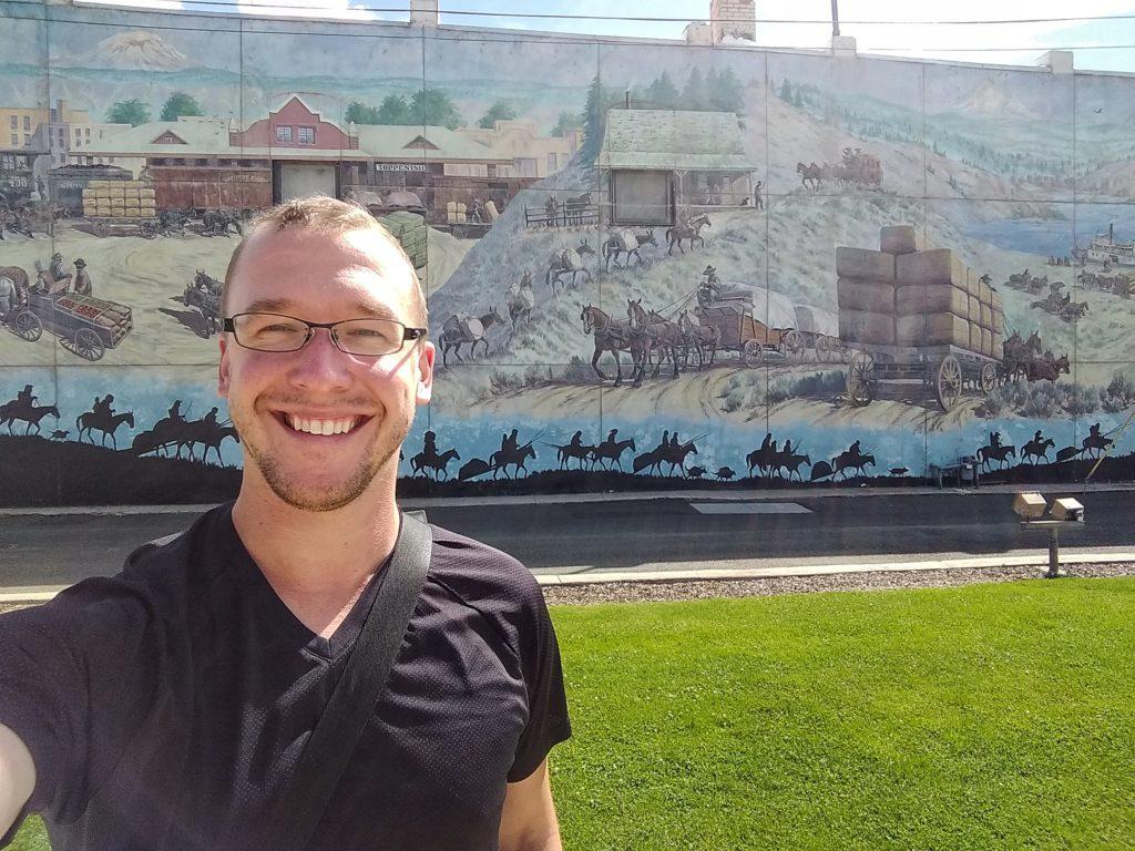 Toppenish Murals