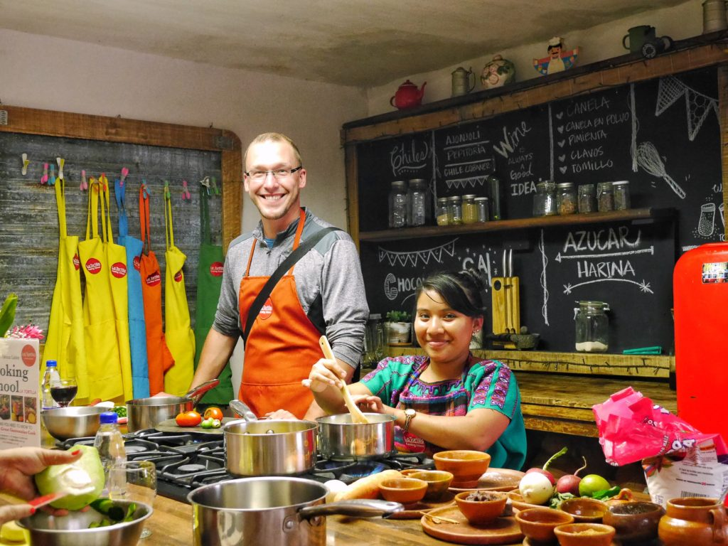 Cooking Class in Antigua