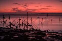 Catch a sunset at Wigtown Bay Pic credit: Flickr by wazimu0