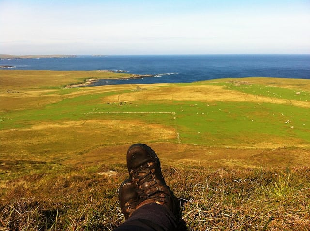Unst, Shetland. PIc credit CaptainOates on Flickr