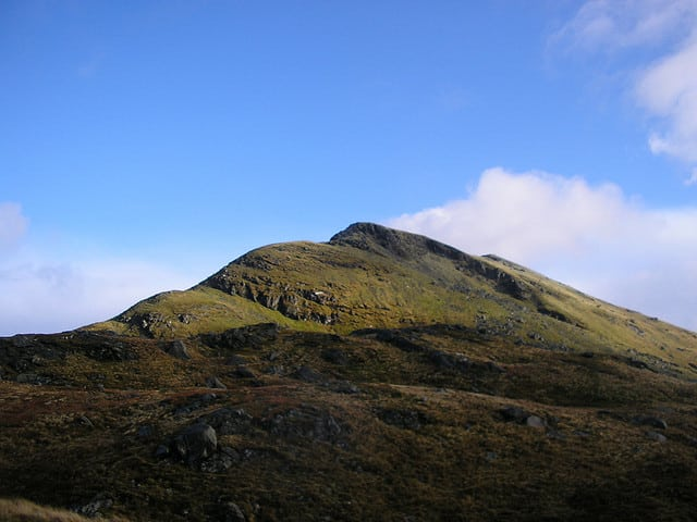 The iconic Ben Lomond. Pic credit Flickr Graham Lewis