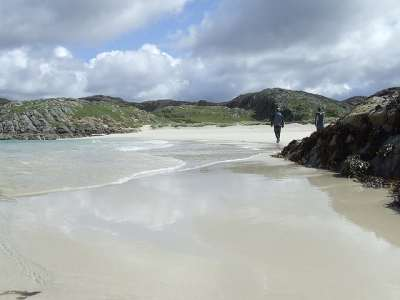 Achmelvich beach. Pic credit: Flickr Murray Barnes