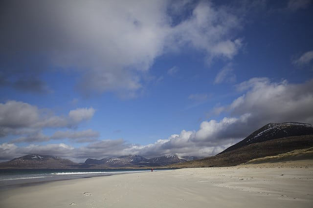 Stunning Luskentyre Stunning Lukenstyre. Pic credit: Jenni Douglas on Flickr Creative Commons