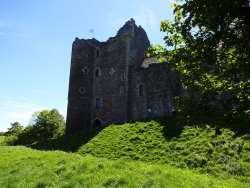 Doune Castle - Castle Leoch